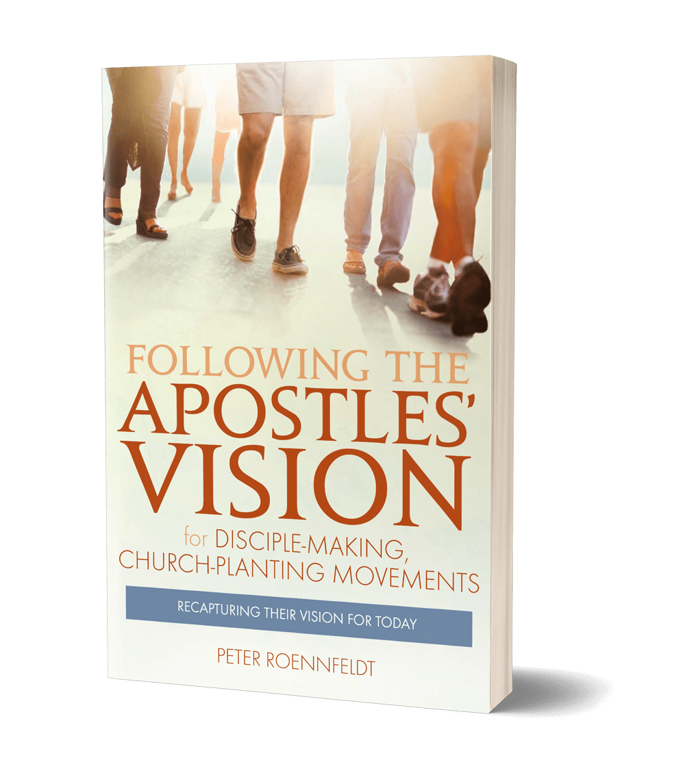 Following The Apostles' Vision